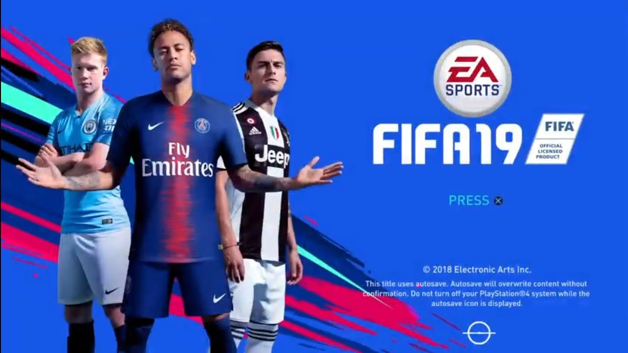 Download FIFA 19 -- Gameplay (PS4)