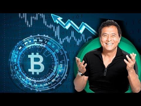 Роберт Кийосаки Срочно Покупайте Криптовалюты! Новый Тренд Инвестиций! Долой Недвижимость! Биткоин