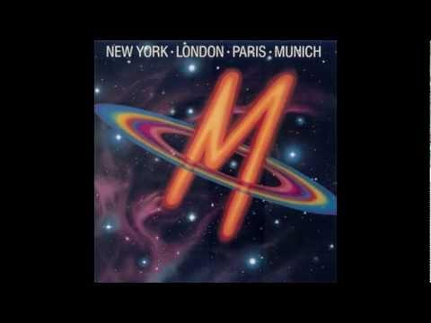 M New York London Paris Munich Full Album