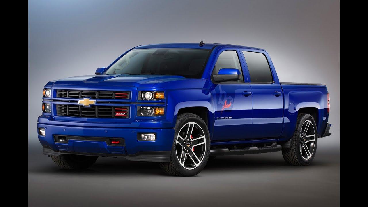 2016 Chevrolet Silverado Review ficial