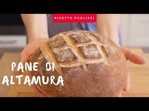 Pane di Altamura fatto in casa | Buono come il DOP tradizionale