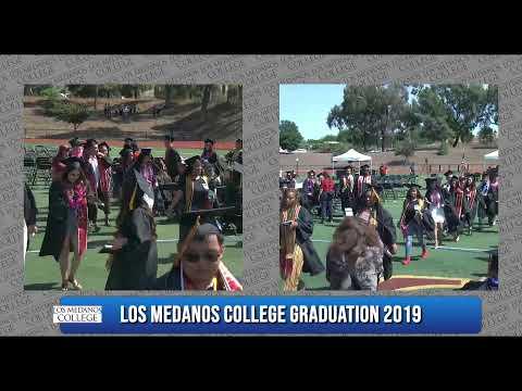 Los Medanos College Graduation 2019
