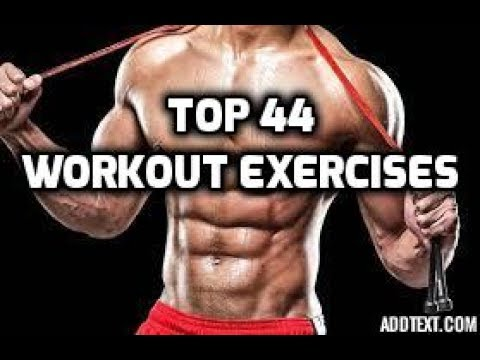 Top Best 44 Workout Exercises Bodybuilding At Home Hs How Youtube