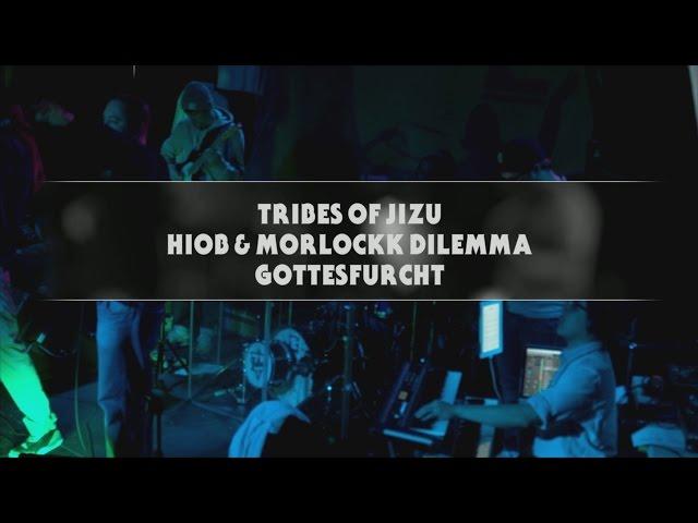 LoopSession / Tribes of Jizu & Hiob und Morlockk Dilemma / Gottesfurcht @ Desi Nürnberg