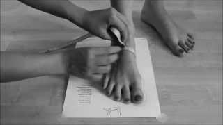 Пошив обуви Киев. Как снять мерки для пошива обуви.(Пошив обуви Киев. Как снять мерки для пошива обуви - смотрите инструкцию. Заказать пошив обуви в Киеве Украи..., 2014-02-09T10:22:45.000Z)