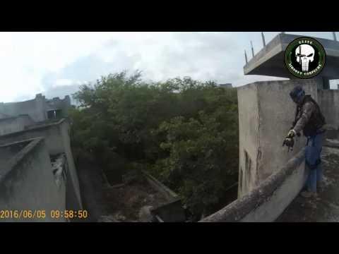 T1 - Localizando el misil, Airsoft Campeche
