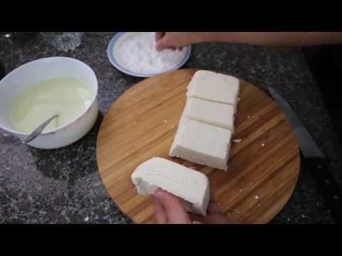 Evde Beyaz Peynir Nasıl Yapılır - Beyaz Peynir Nasıl Yapılır - Beyaz Peynir Yapımı