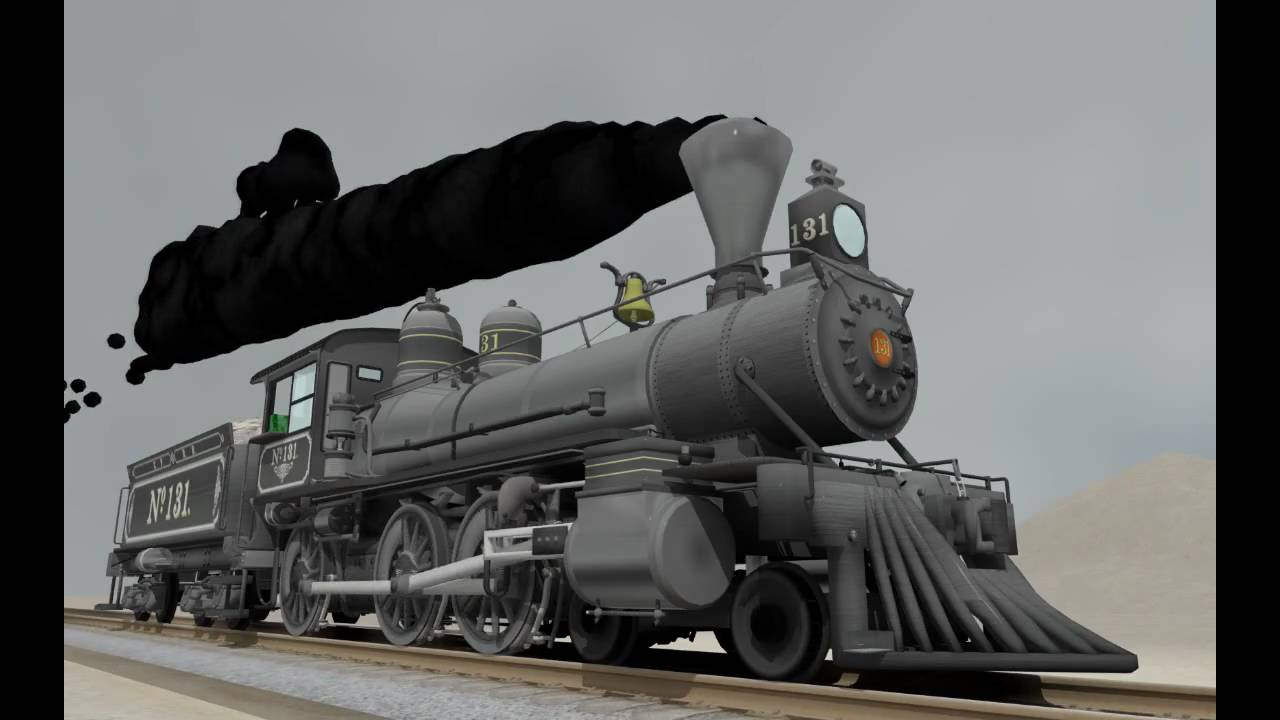Rogers Locomotive Render Youtube