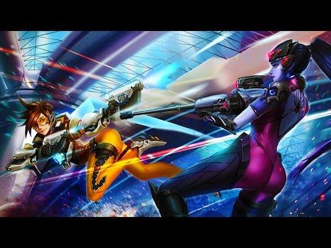 BEST TEAM EVER!!   Blizzard OVERWATCH   Multiplayer GamePlay