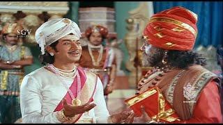 Kavirathna Kalidaasa Kannada Movie   Super Scenes   Rajkumar, Srinivashmurthy, Musuri Krishna
