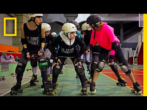 See Why This Roller Skating Girl Squad Is the First of Its Kind | Short Film Showcase