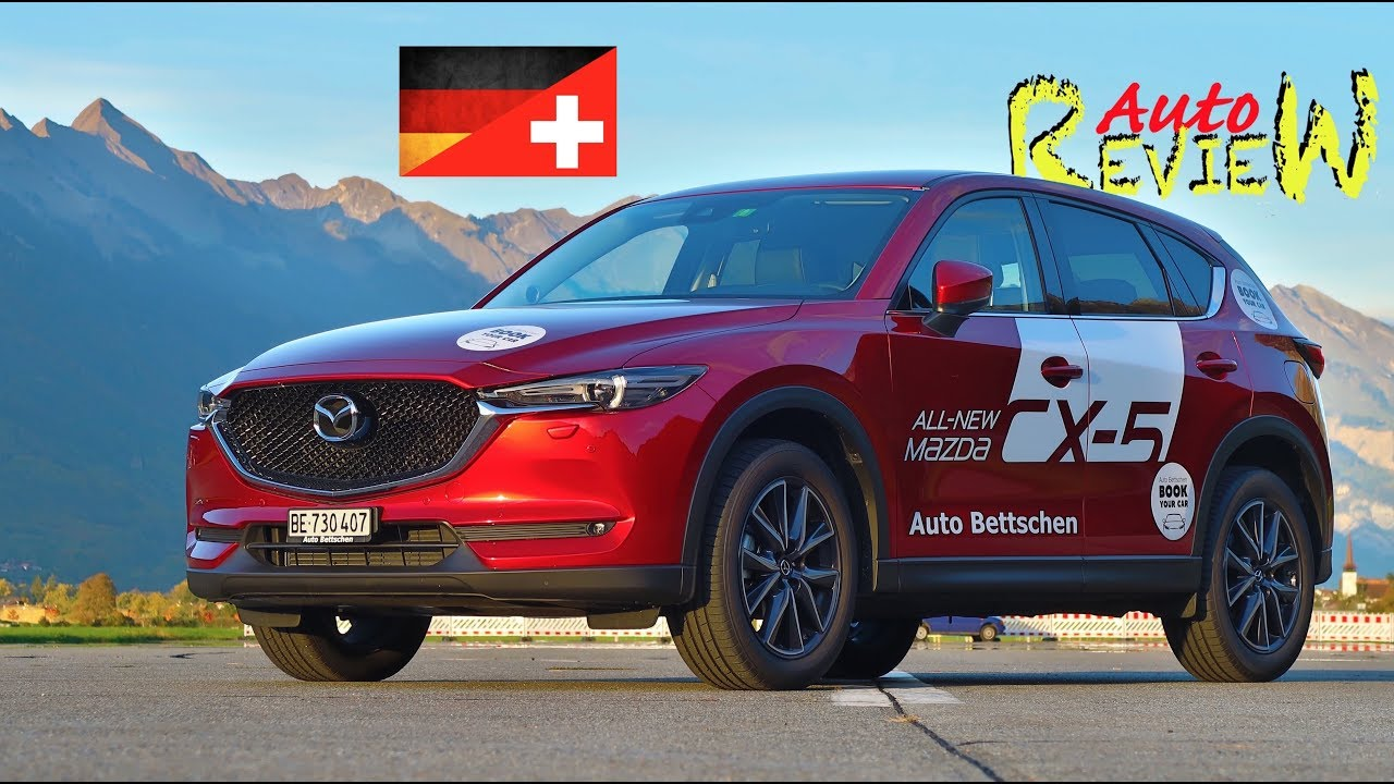 2017 mazda cx 5 2 2d 175 revolution awd autoreview. Black Bedroom Furniture Sets. Home Design Ideas