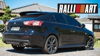 Review Lancer Sportback Ralliart - O WRX da Mitsubishi?