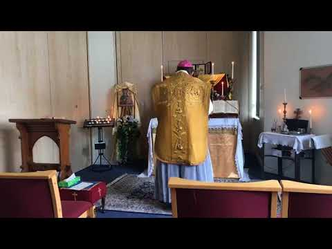 The Nativity of the BVM 2018