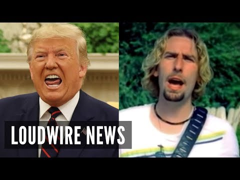 Nickelback Respond to Trump 'Photograph' Meme