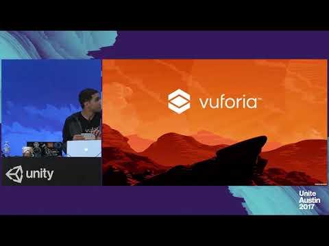 Unite Austin 2017 - Intro to Vuforia AR Integration in Unity 2017.2