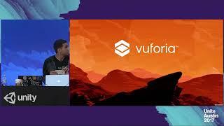 Vereinen Austin 2017 - Intro zu Vuforia AR-Integration in Unity 2017.2
