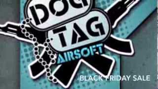 DOGTAG AIRSOFT BLACK FRIDAY 2013 RAP (STILL D.R.E. REMIX)