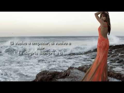 Pastora Soler - Si Vuelvo A Empezar (Official Lyric Video)