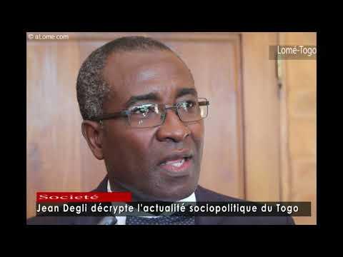 Jean Degli décrypte l'actualité sociopolitique du Togo