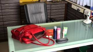 Baggit presents a Super Functional Work Bag Just for You! Thumbnail