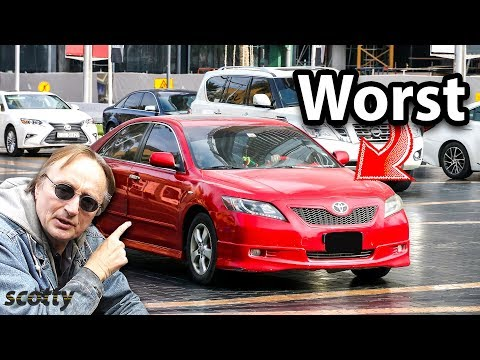 The Worst Cars Toyota Ever Made