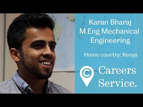 Karan Bharaj M.Eng Mechanical Engineering, Rolls Royce Plc