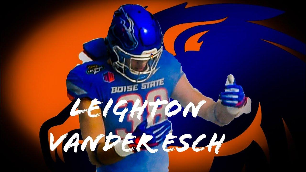 Leighton vander esch college highlights