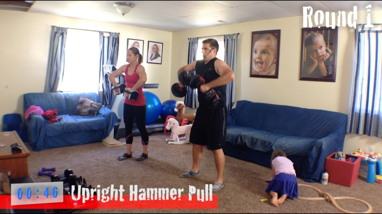 Eccentric Upper Body Workout