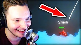 MEIN BESTER SHOT MIT DER SNIPER .. !!! | ShellShock Live