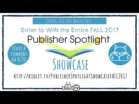 Publisher Spotlight Fall 2017 Showcase!