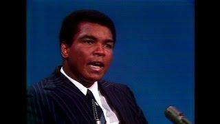 Muhammad Ali talks Islam and presidential politics in 1976