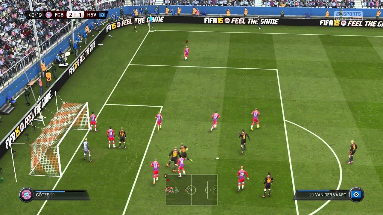 Fc Bayern Gegen Hamburg 2021