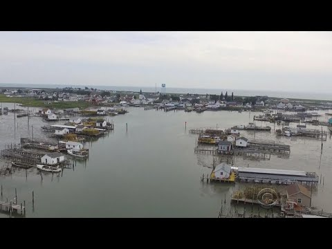 Island In Chesapeake Bay Turns To Trump To Keep From Sinking