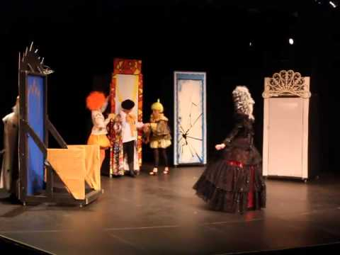 Children's Theatre Exchange 2015 - Magic Paintbrush by OUK Theatre (Ottawa, ON)