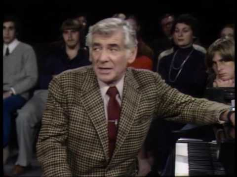 Bernstein: Mozart and Symmetry / Norton Lectures: Musical Syntax