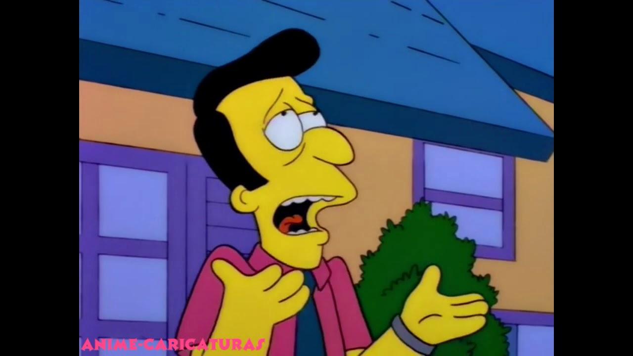 Flanders quiere bautizar a Bart, Lisa y Maggie FULL HD 720p