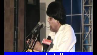 Ameeri Ka Nasha Nazam ( Poem) by Johar Kanpuri All India Mushaira Moradabad U.P India 3 june 2012