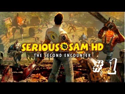 Serious Sam: The Second Encounter, Легендарный Собор (ВСЕ СЕКРЕТЫ) часть 12 прохождение
