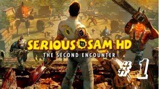 видео Serious Sam: The Second Encounter: Прохождение