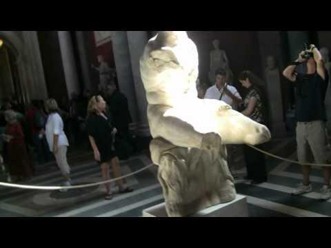 Vatican Museum 2 - Belvedere Torso.flv