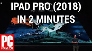 iPad Pro (2018) in 2 Minutes