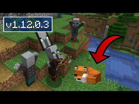 видео: ВЫШЕЛ НОВЫЙ Minecraft Pe 1.12.0.3 - ЛИСЫ ? Н Е , НЕ СЛЫШАЛ , ПОЛНЫЙ ОБЗОР