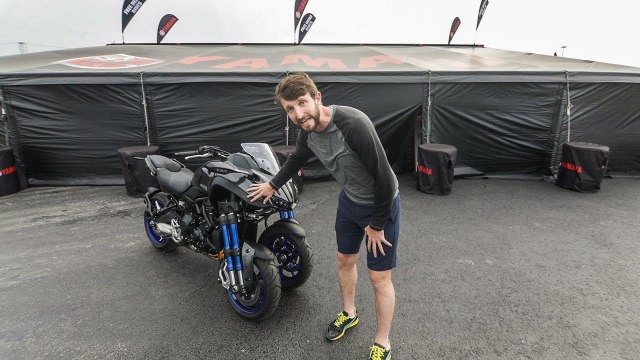 2019 Yamaha Niken First Look Review Motorcyclist Magazine