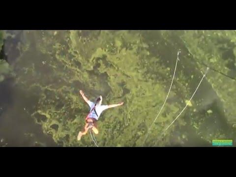 Rope jumping in Zhytomyr - Роуп-джампинг в Житомире