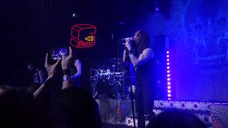 Amorphis - Pyres on the Coast Intro (İstanbul 2019)