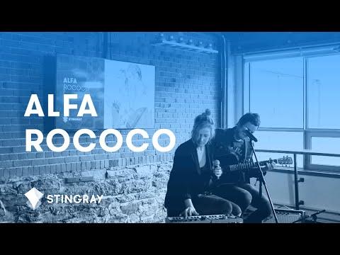 Alfa Rococo - Lumière (Live @ Pause/Play)
