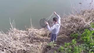 отличное озеро для рыбалки и отдыха в Алматы