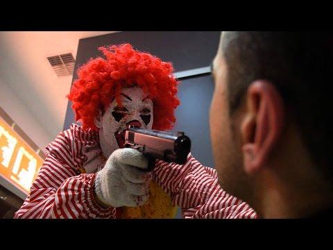 McDonald's Mascot Turns Into A Real Clown