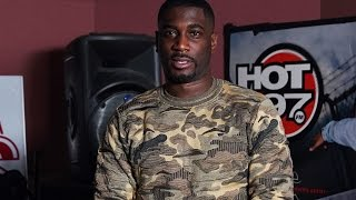 Haddy Racks Performs on THE HOT BOX